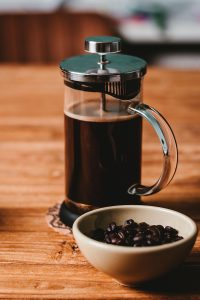 Fresh Coffee Beans, French Press | Torah Home