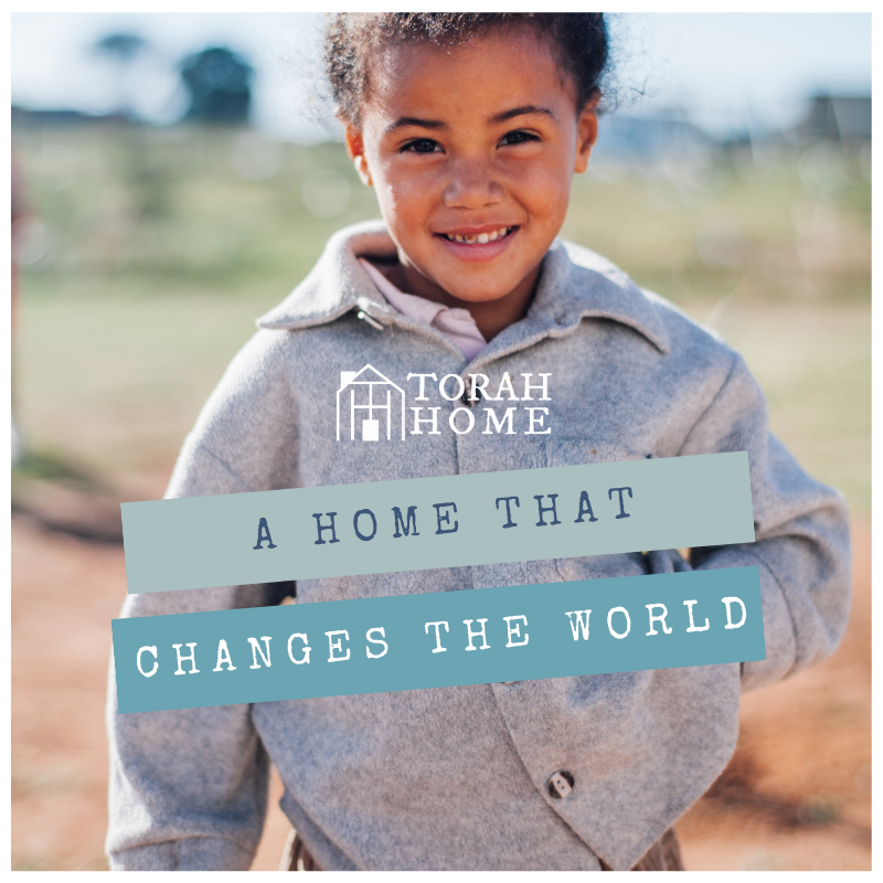 A Torah Home Is a Home That Changes the World (Episode 7)