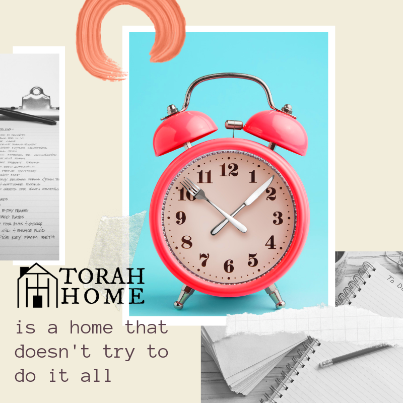 A Torah Home Is a Home That Doesn't Try to Do It All (Episode 9)