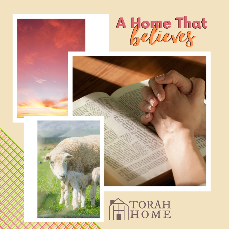 A Torah Home Is a Home That Believes